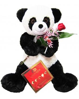 Panda Valentín
