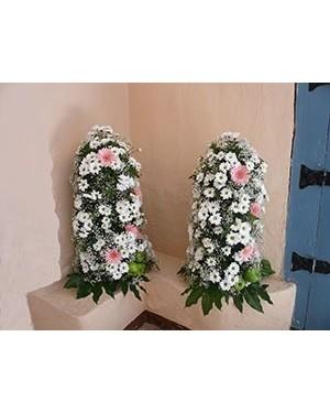 Flores para iglesia