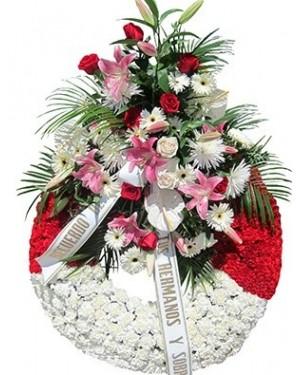 Corona funeral