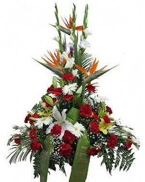 Flores velatorio